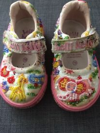 Lelli Kelly toddler shoes size 19