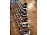 PING i20 irons 4-U (with Tour SW)