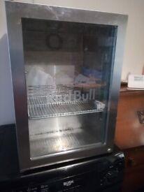 Red Bull Counter top fridge