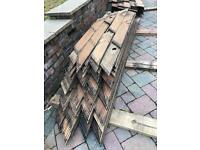 Used Hardwood Decking