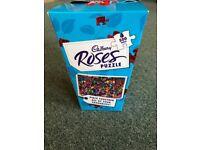500 piece Cadburys Roses Puzzle