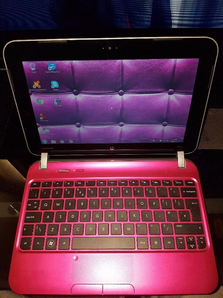 Great Xmas gift! Pink HP Mini