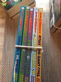 Super soccer boy books