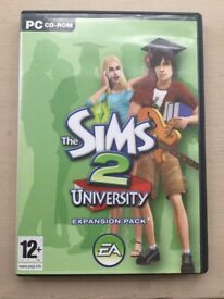Sims 2 expansion packs