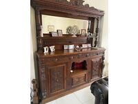 Flemish dresser
