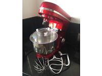 Almost new Morphy Richard stand mixer