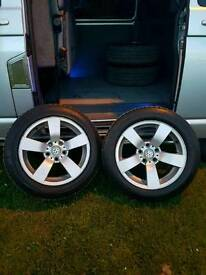 Alloy wheels volkswagen for sale