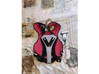 MX motocross body armour