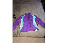 Ski jacket for age 11-12, boys or girls, Mountain Warehouse brand