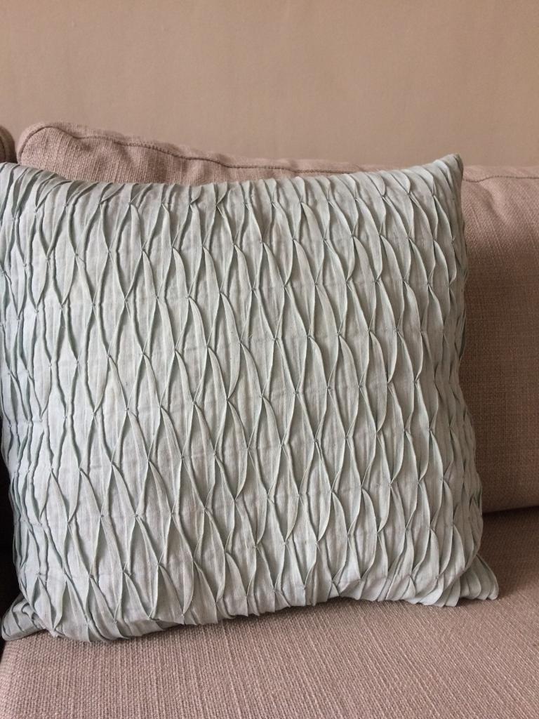Two Laura Ashley cushions