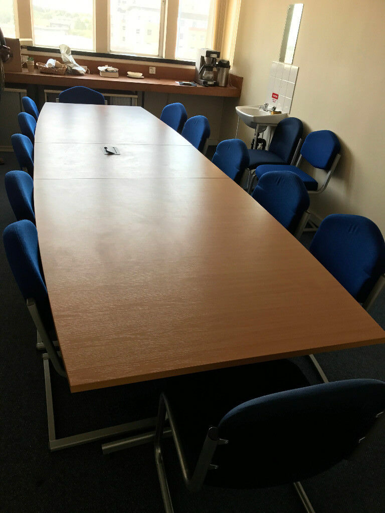 Seater Conference Table Chair Package In Smithdown Road - 12 seater conference table