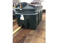 bunded heating oil tank