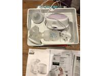 Phillips electric breast pump