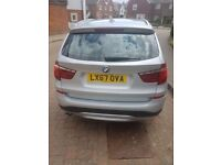 BMW X3 Drive 20d XLINE 2.0 5dr with Full Options for sale. Excellent value.