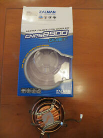 Zalman CNPS8900 Quiet Heatsink and Fan (Socket 1155, 1156, 1366, 775, FM1, AM3+, AM3, AM2+, AM2)
