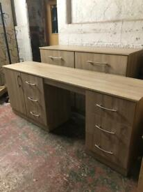 Excellent quality solid wooden dressing table