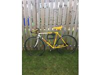 Vintage falcon bike wth a bunch of new parts (can deliver)