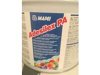 Mapei Wood Floor Adhesive 16Kg tub looking for a quick sale.