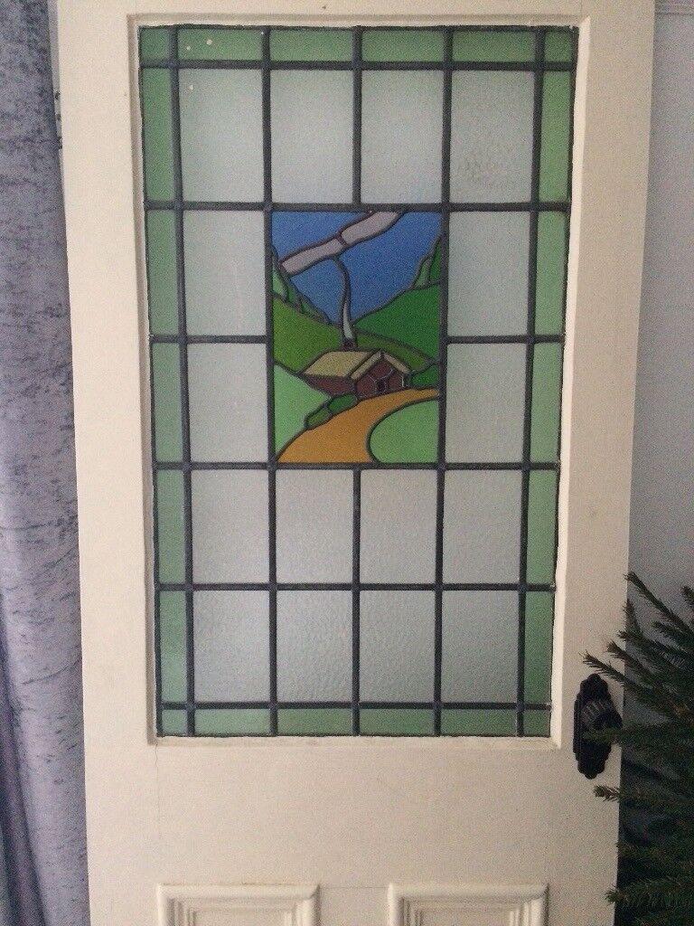 Internal Stain Glass Door In Walton On The Naze Essex Gumtree