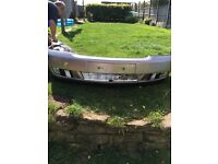 Vauxhall Vectra 02 front bumper with side lights