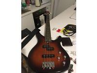 Yamaha trbx 204 active bass for sale