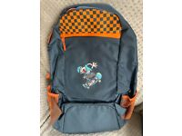 Brand new Halfords backpack (never used, still with the tag)
