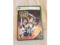 Xbox360 Games, Star Wars (clone wars)+4