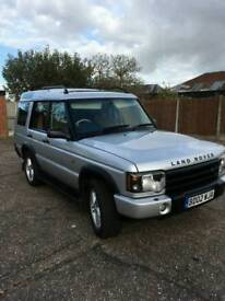 Landrover discovery td5 xs auto