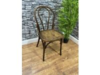 Contract Quality Solid Wood Bentwood Restaurant Pub Bar Café Bistro Side Chair