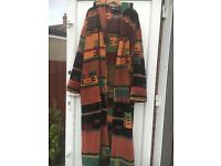 Men's Lloyd of England dressing gown size L