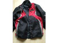 Spada motorbike waterproof clothing