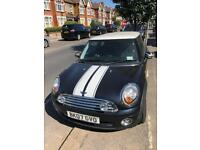 MINI COOPER HATCH 2007. Excellent in Black (106k)