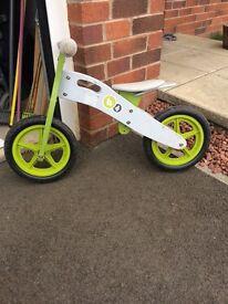 Kids balance bikes