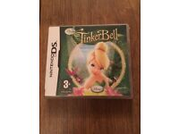 Nintendo DS Tinkerbell game.