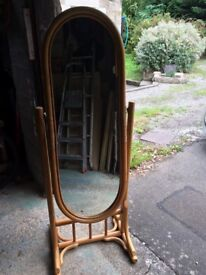 Cane mirror for sale