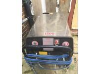 Cleanwell 1500 heated pressure washer