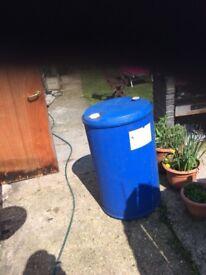 50 gallon plastic oil drum for sale