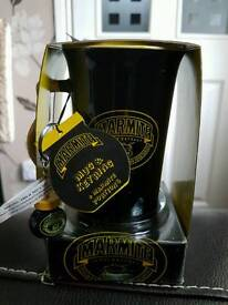 Marmite mug and keyring set