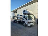 Isuzu Recovery Truck NQR 70 With Sleeper Pod