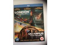 Bundle of 12 DVD's