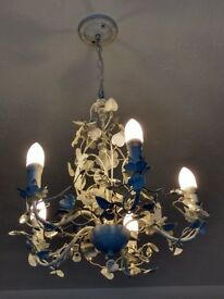 Medium John Lewis Chandeliers, 2 available