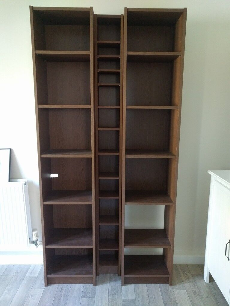 Ikea Billy Gnedby Bookcase Combo With Corner Bracket In Leicester Forest East Leicestershire Gumtree