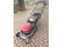 Honda hrd535 rear roller lawnmower