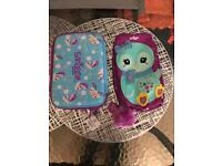 Brand new Smiggle pencil cases (set of 2)