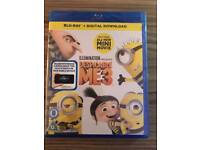 Despicable Me 3 Blu Ray. Brand new In cellophane