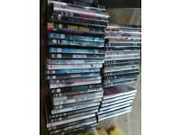 50 x assorted Dvds