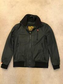 Superdry Bomber jacket, large, brown