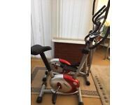 Exercise bike & Cross Trainer