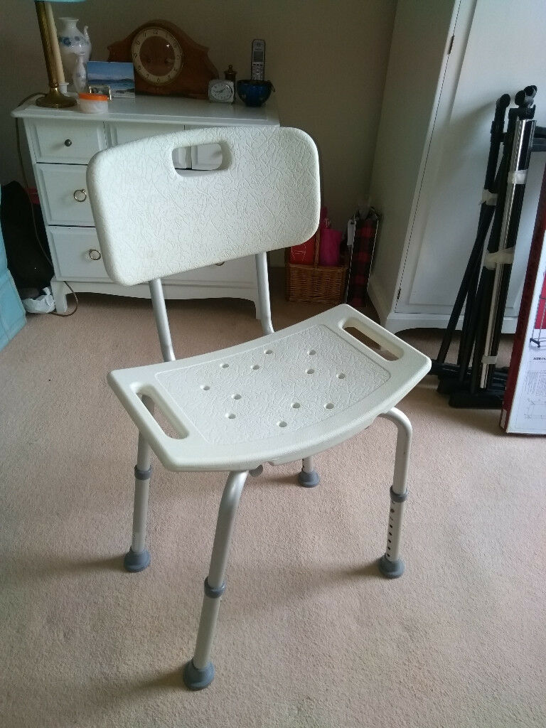 Invalid Shower Chair And Standing Aid Free For Uplift