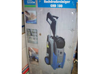 BRAND NEW GERMAN PRESSURE WASHER RETAILS AT £595 QUICK SALE £280